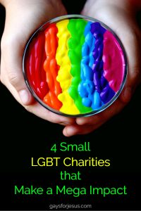 Charities for LGBT